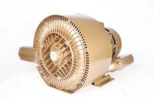 China Fume Extraction Goorui Side Channel Blower 1.6 KW Double Stage GHBH 002 34 2R4 on sale