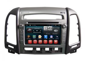 China Automobile Car GPS in dash Navigation System For Hyundai 2010 2011 2012 Santa Fe on sale