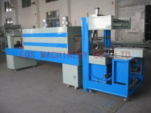 China Semi Automatic Film Heat Shrink Packaging Machine / Shrink Film Wrapping Machine on sale