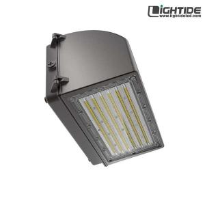 China Outdoor LED Wall Pack Lights Commercial Security Lighting 120 watts, 100-277vac, Equivalent 400W MH on sale