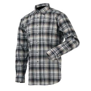 China Men`s Cotton Long Sleeve Shirt on sale