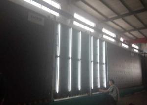 China Vertical Glass Washing Machine , IG Line Double Glazing Machinery Self Diagnosis on sale