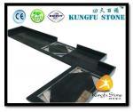 Xiamen Kungfu Stone Ltd supply Shanxi Black Stone Countertop In High quality and cheap price