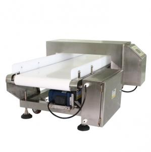 China 220v 60 HZ Auto Metal Detector For Food / Meat / Bakery Processing Industry Used on sale