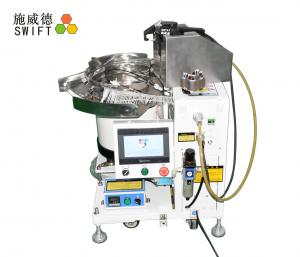 China PLC Controlling Wire Tying Machine High Working Efficiency For Motor Coil on sale