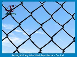 China Anti-Climb Welded Wire Mesh Fence For River Bank / Farm Land on sale