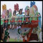スリル満点の小型マイアミの乗車の遊園地は販売のために乗ります