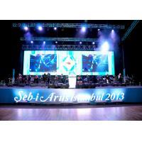Hanging Installation Indoor Rental Concert P4 LED Screen High Definition LED Display