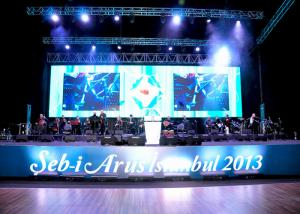 China Hanging Installation Indoor Rental Concert P4 LED Screen High Definition LED Display on sale