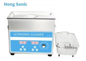 China Single Phase Ultrasonic Jewelry Cleaner 100 Watt Ultrasonic Power 40000Hz on sale