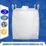 Big capacity big bags 1500kg, construction use jumbo bag cement packing, durable fibc jumb