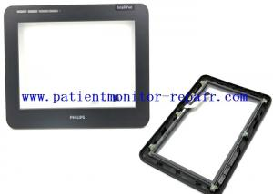 China PN E123553 Monitoring Touch Screen With Frame For PHILIPS IntelliVue MX450 Patient Monitor on sale