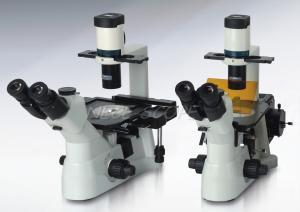 China PL10X22mm Eyepiece Laboratory Biological Microscope 6V 30W Halogen NCQ - 600 on sale