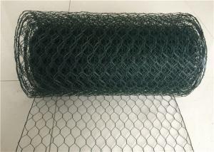 China Reverse Twist / Normal Twist Hexagonal Wire Mesh For Chicken Cage Or Garden on sale