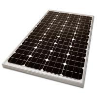 China Ultra - Thin Monocrystalline Solar Panel , 130W Flexible Solar Panels For Street Light on sale