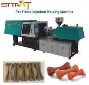 China Injection Molding Pet Chews Machine/Nutual Dog Treats Toys  Making Machine on sale