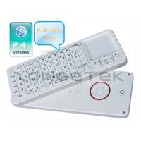 China Ultra Mini 3-In-1 2.4Ghz Qwerty Wireless Keyboard -ZW-52006(MWK06) on sale