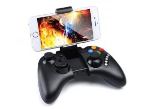 China Wireless Pc Game Controller Gamepad For Smart Phones / Tablets / TVs / TV Boxes on sale