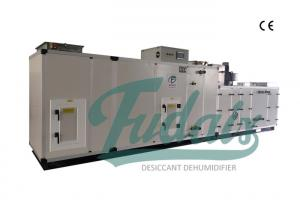 China Large Moisture Absorbing Industial Air Dehumidifier , Refrigerated and Rotor on sale