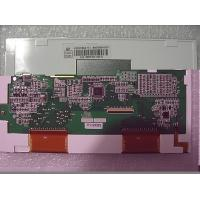 """For MP4 PMP New 7inch TFT LCD display 800x480 7"""" tft lcd 40Pin RGB interface LED backlight with 300cd/m2 Brightness"""