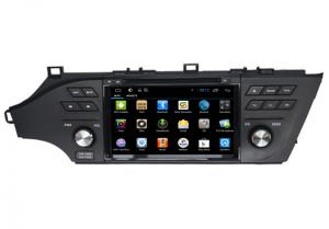 China Avalon Auto Video CD Player Car Gps Navigation 8 Inch OEM Accepted on sale