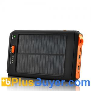 China 11200mAh Solar Charger and Battery for Laptops, Cell Phones and USB Device on sale