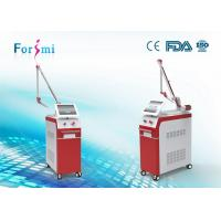 Best selling forimi q switch laser treatment 10 hz nd yag laser for tattoo removal