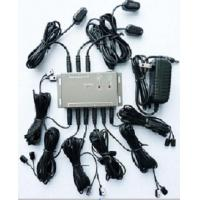 Remote Control IR Repeater/ IR Extender with 3 Receiver & 12 Emitters ( for 12 AV Devices 3 Display ) DC12V