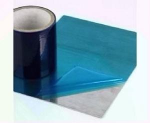 China Blue PE  Protective  Film for Steel Plate of High Adhesion on sale