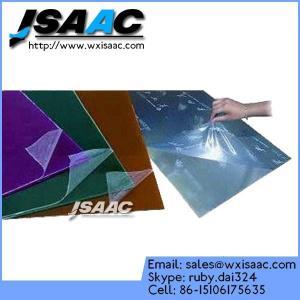 China PVC sheet plastic protective film on sale