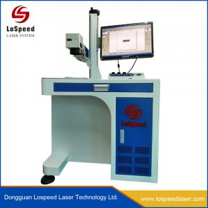China 20W 30W 50W Laser Marking Machine Laser System for Shoes, Clothing, Packaging, Toys, Food on sale