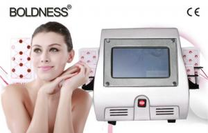 China 650nm Lipo Laser Slimming Machine , Diode Laser Cellulite Reduction Treatment Painless on sale