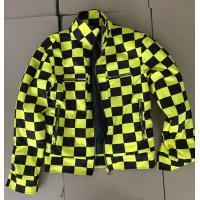All over printing design motor waterproof jacket 2018 mens custom motorcycle jacket wholesale