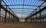 Hot Dipped Galvanized Industrial Steel Building Engineering Design PKPM , 3D3S , X-steel