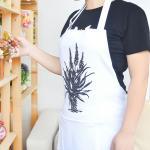 Профессиональная рисберма шеф-повара продуктов домочадцев рисбермы кухни хлопка ремня Хальтер