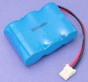 China la batterie de 3.6V 300mAh Ni-MH emballe pour le téléphone sans fil on sale