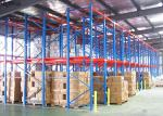 500-5000 Kgs Drive Through Pallet Racking , Selective Pallet Racking System