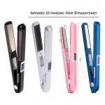 NEW LCD Ultrasonic Infrared Iron Hair Damaged Smoothly Treatment Straightener