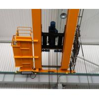 Heavy Duty Wire Rope Industrial Electric Hoist For Metallurgy , 500 ton