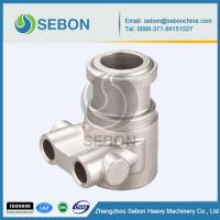 Customized stainless steel casting parts