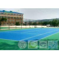 China Covering Material Sport Court Surface Customized High Wearing Resistance on sale