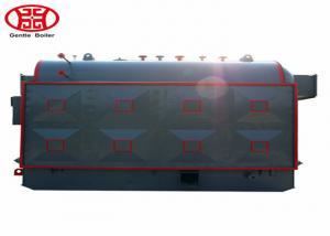 China Industrial Biomass Steam Boiler , Water Tube Biomass Pellet Steam Boiler on sale