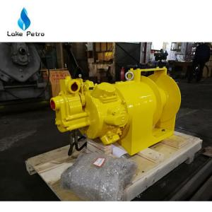 China ISO Hoisting Equipment 1 ton Lifting Machine Air Powered Tugger Winch for Mining or Well Drilling on sale
