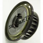 VOLVO Crankshaft Drive Belt Pulley , FEBI BILSTEIN 0805.E5Y401-11-321B Engine Idler Pulley