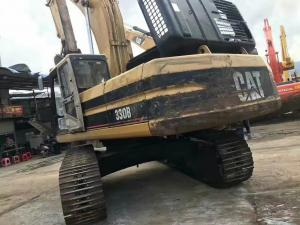 China Well Maintenance Used CAT Excavator 330BL 33 Ton 1.5cbm Bucket Capacity on sale