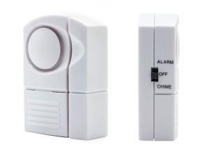 China 130dB Magnetic Door Window Mini Alarm Chime With Key Button CX88B on sale