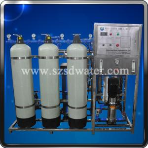 China reverse osmosis water filter system RO-1000J(500L/h) on sale