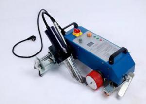 China Vinyl Banner Welding Machine / Hot Air PVC Seaming Machine Multiple Function on sale