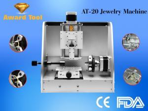 China Herramientas de la joyería y de la máquina del CNC máquina de grabado del anillo para dentro y fuera on sale