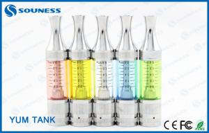 China 1.9 ohm E Cig Clearomizer Yum Tank 2.2ml Electronic Cigarette Atomizer on sale